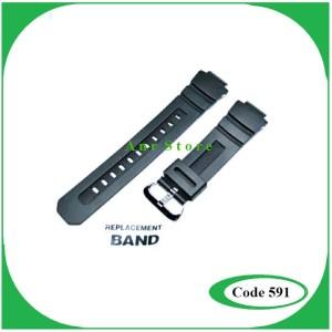 Harga tali jam tangan casio g shock g shock aw590 aw 590 aw 590 original   HARGALOKA.COM