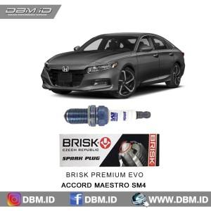 Harga busi brisk evo mobil accord maestro 2000 cc no denso ngk dan | HARGALOKA.COM