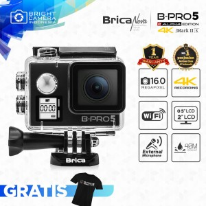 Harga brica b pro 5 alpha edition mark iis 4k   black   garansi | HARGALOKA.COM