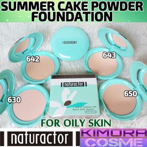 Harga naturactor summer cake powder foundation for oily skin     HARGALOKA.COM