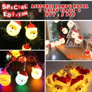 Katalog Hiasan Natal Gantung Honeycomb Natal Merry Christmas Santa Snowman Katalog.or.id
