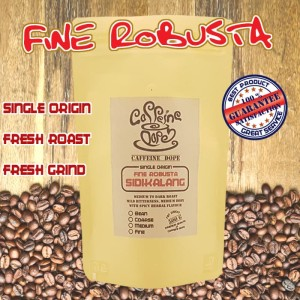 Harga kopi robusta sidikalang 500 gr  fine robusta  bean biji amp ground bubuk   bean   | HARGALOKA.COM
