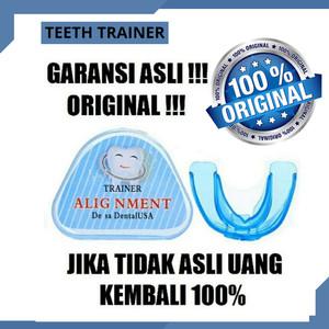 Harga alignment teeth trainer behel gigi lepas pasang alat pelurus | HARGALOKA.COM