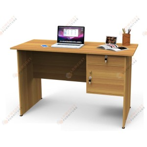 Harga meja tulis kantor 1 2 biro 112 | HARGALOKA.COM