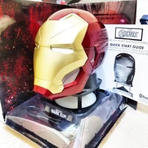 Harga camino iron man mark 46 mini helmet bluetooth | HARGALOKA.COM