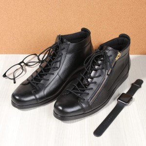 Harga sepatu boot kulit kambing asli nyaman ringan amp murah berkualitas   hitam | HARGALOKA.COM