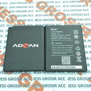 Harga baterai battery batre original double power advan vandroid s4c | HARGALOKA.COM