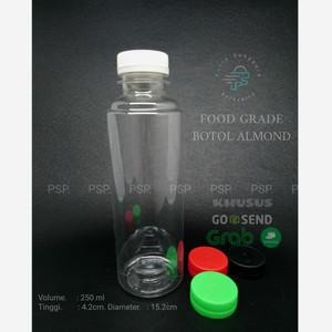 Harga botol almond 250 ml 250ml khusus pengiriman | HARGALOKA.COM
