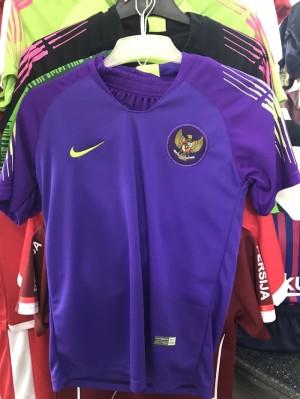 Harga jersey kiper indonesia kids baju bola anak 2018 2019 grade | HARGALOKA.COM
