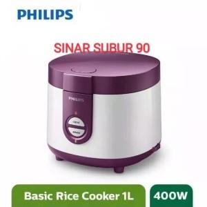 Harga rice cooker philips hd 3116 magic com philips 1 | HARGALOKA.COM
