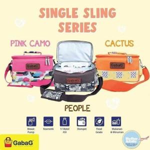 Harga gabag cooler bag tas pendingin asi ibu menyusui   sling series     HARGALOKA.COM