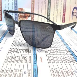 Harga kacamata minus hitam amp coklat permanen kaca mata pria minus lensahitam     HARGALOKA.COM