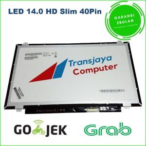 Harga layar lcd led laptop asus x402 asus x402c asus x402ca 14 0 slim | HARGALOKA.COM