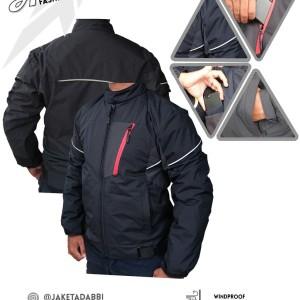 Katalog Respiro Wintroflow R1 Charcoal Jaket Motor Harian Pria Anti Angin Katalog.or.id