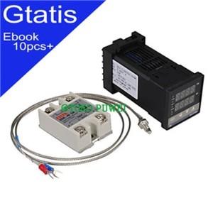 Harga Rkc Rex Rex C100 Out Ssr Digital Pid Temperature Controller Kit Katalog.or.id