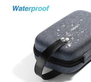 Harga tas kecil travel organizer bag for digital gadget 129x203x72mm  | HARGALOKA.COM