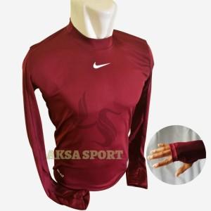 Harga manset baju kaos olahraga panjang sepedah | HARGALOKA.COM