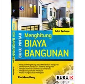 Harga buku pintar menghitung biaya bangunan edisi | HARGALOKA.COM