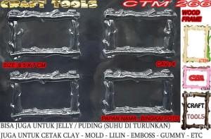 Harga Cetakan Pagar Coklat Katalog.or.id