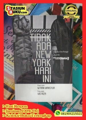Harga novel tidak ada new york hari ini | HARGALOKA.COM
