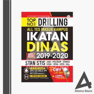 Harga best seller top no 1 drilling all tes masuk kampus ikatan | HARGALOKA.COM