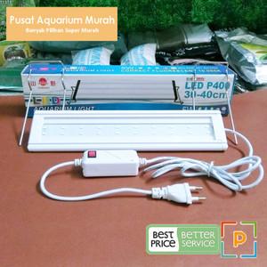 Harga Lampu Led Yamano P400 Untuk Aquascape Aquarium P 400 Yamano 30 40 Cm Katalog.or.id