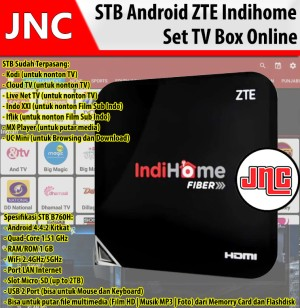 Harga best stb aandroid online tv set top box zte zxv10 b760 h plus | HARGALOKA.COM