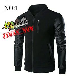 Harga jaket pria semi kulit keren jaket pria terbaru jaket motor | HARGALOKA.COM