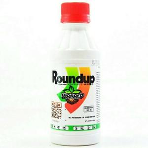 Harga pembasmi rumput gulma roundup 486 sl herbisida | HARGALOKA.COM