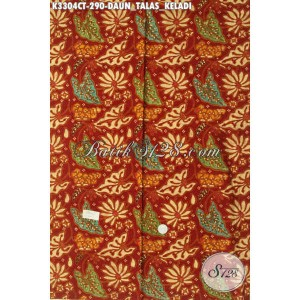 Harga kain batik elegan bahan busana kerja size 240x110cm | HARGALOKA.COM