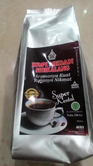Harga kopi medan sidikalang arabica robusta nikmat mantap kental | HARGALOKA.COM