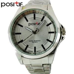 Harga jam tangan pria merk positif linense ps 3615 original import 100 | HARGALOKA.COM