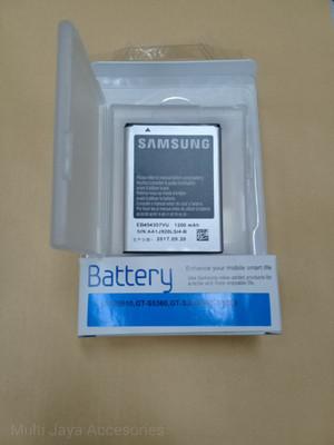Harga baterai original samsung galaxy s5360 battrey batrai batre | HARGALOKA.COM