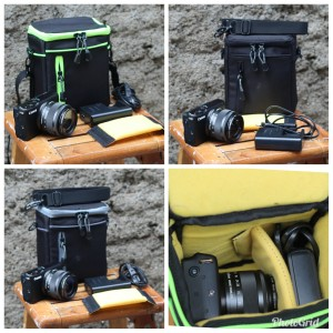Harga tas kamera mini mirrorless fuji sony olympus canon nikon   | HARGALOKA.COM