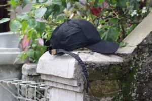 Harga topi baseball hitam dewasa polos pria wanita casual sport tali panjang   | HARGALOKA.COM