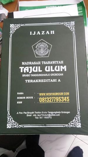 Harga map ijazah | HARGALOKA.COM