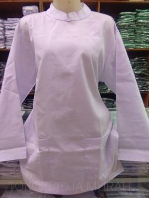 Harga baju kurung muslim baju padang baju muslim sekolah anak smp | HARGALOKA.COM