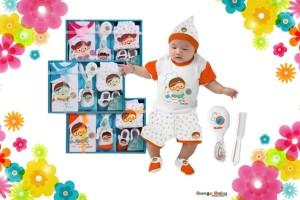 Harga baby set baju bayi kiddy sisir seri     HARGALOKA.COM