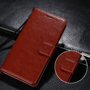 Harga casing sony xperia z ultra leather flip cover wallet kulit dompet | HARGALOKA.COM
