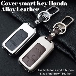 Info Cover Sarung Smartkey Kunci Smart Key Honda Hrv Crv Civic Jazz City Katalog.or.id