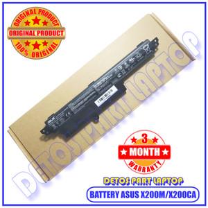 Harga battery baterai asus original f200 f200m f200ca x200ma | HARGALOKA.COM