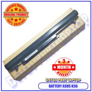 Harga baterai battery batre laptop original asus s56 s56c s56ca   HARGALOKA.COM