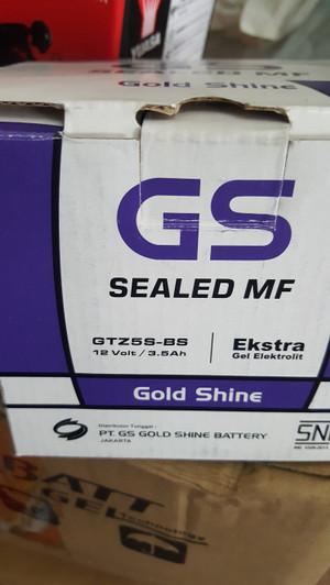 Harga jual aki motor gs gtz5s untuk motor | HARGALOKA.COM