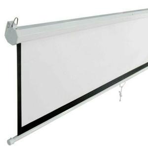Harga screen projector 70 34 wall layar proyektor 70 34 manual | HARGALOKA.COM