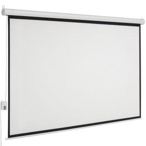Harga screen projector 84 34 motorize layar proyektor 84 34 | HARGALOKA.COM