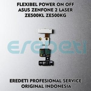 Harga flexibel power on off asus zenfone 2 laser ze500kl ze500kg | HARGALOKA.COM