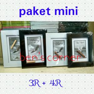 Harga bingkai foto frame foto paket mini 3r amp | HARGALOKA.COM