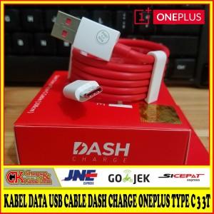 Harga kabel data usb cable dash charge oneplus type c 3 3t original 100 | HARGALOKA.COM