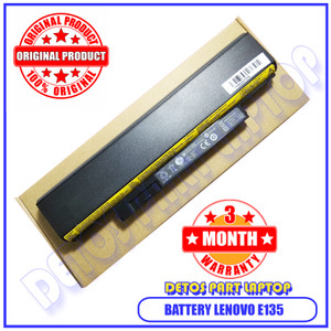 Harga battery baterai batre lenovo thinkpad original edge e130 e120 | HARGALOKA.COM