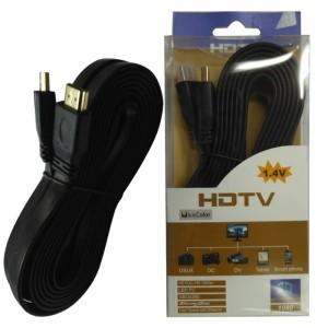 Harga kabel hdmi full hd cable murah 5m 5meter oximus ps3 ps4 ke lcd led | HARGALOKA.COM